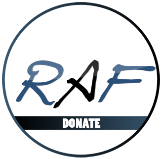 RAF Donate Banner
